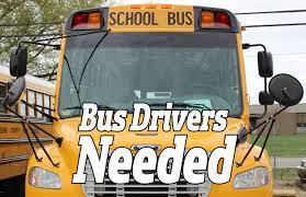 USD 115 Bus Driver Immediate Opening