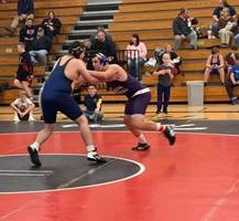 NCMS Wrestles at Jeff West