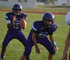 NCMS Football Tops the Tigers
