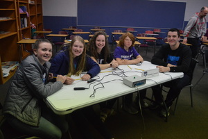 NCMS Scholars' Bowl Competes at Riverside