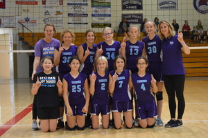 NCMS 7th Grade Volleyball Champs