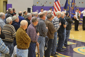 Veterans' Day Program