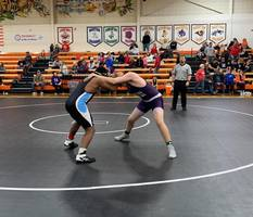 NCMS Wrestlers Attend Meet at ACCHS