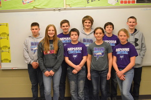 NCMS Hosts the Opening Scholars' Bowl Meet