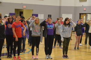 NCMS Explores Team Building