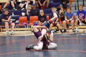 NCMS Begins Wrestling Program