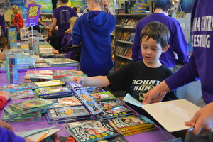 NCEMS Book Fair was a Success