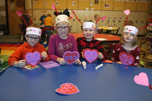 NCEMS Celebrates Valentine's Day