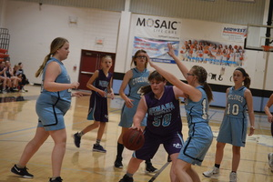 NCMS Lady Thunder Season Comes to an End