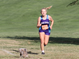 NCMS Cross Country Team Runs at Second Washington Meet
