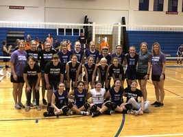 NCMS Volleyball Team Wins the Axtell Tournament
