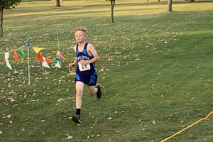 NCMS Cross Country Travels to Falls City