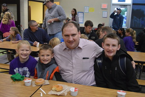 NCEMS Annual Donuts for Dads