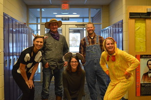NCEMS Celebrates Halloween