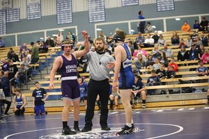 NCMS Takes Third at the Big 7 League Wrestling Tournament