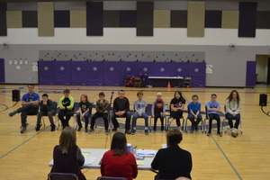 NCEMS Annual School Spelling Bee