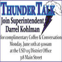 June Thunder Talk