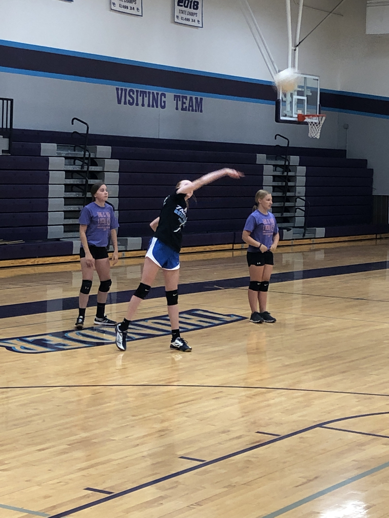 VB camp at NCHS