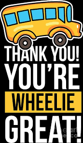 Thank you! You're wheelie great!