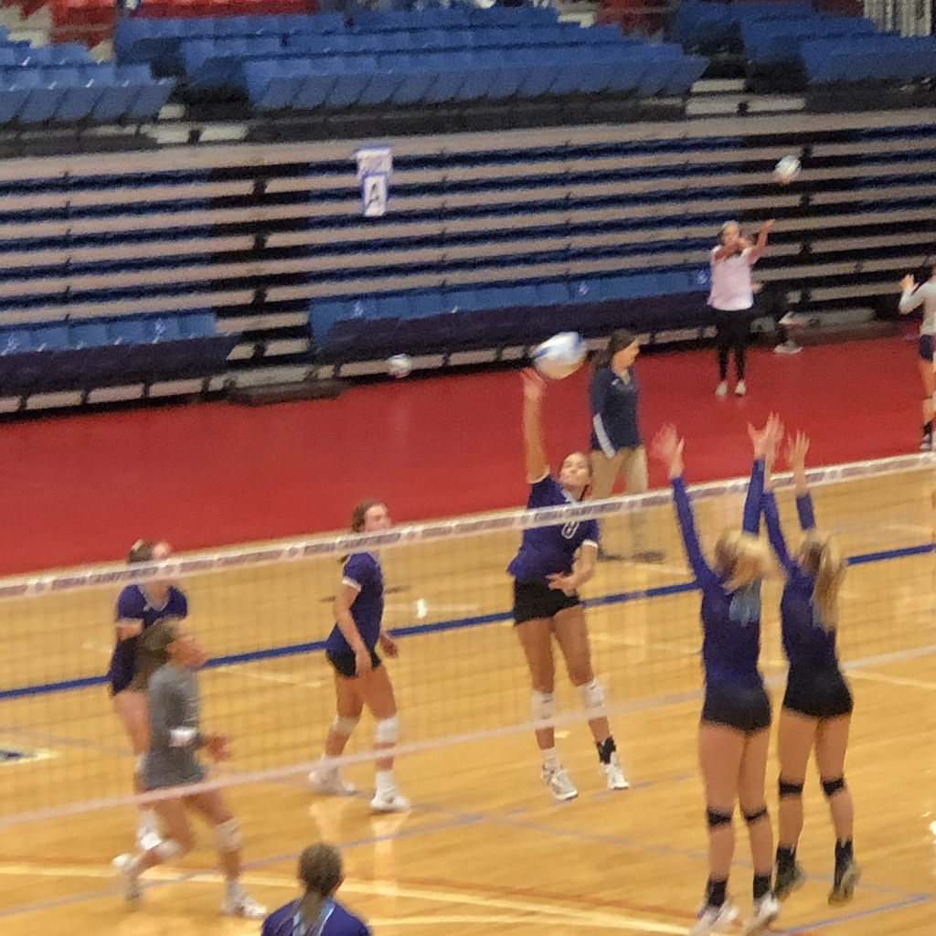NC vs RV 2nd set State VB