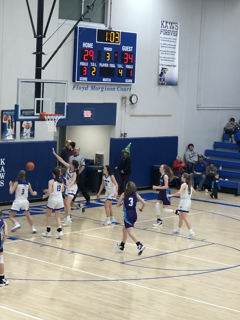 NCHS girls vs Perry Lecompton basketball