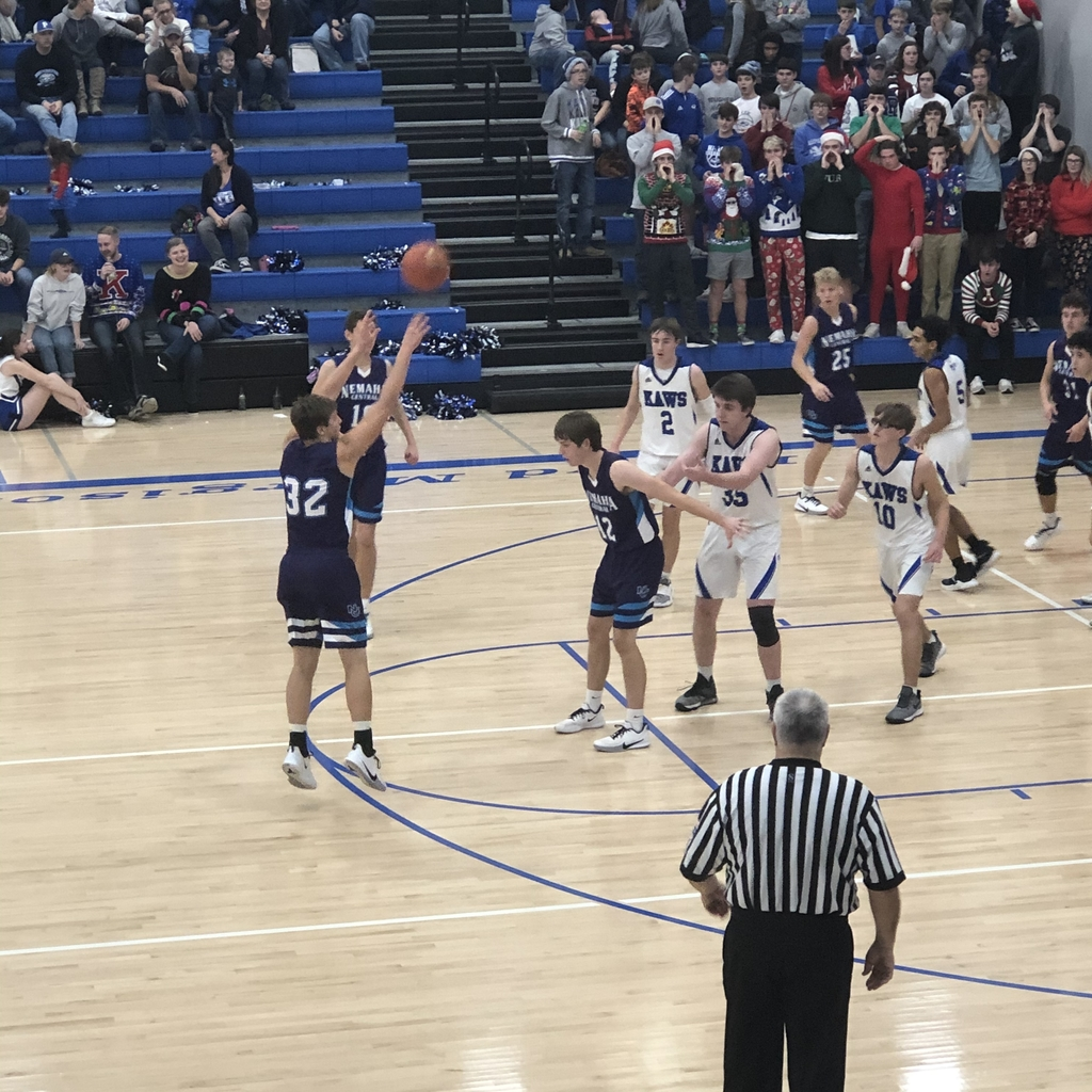 NCHS vs Perry Lecompton boys basketball