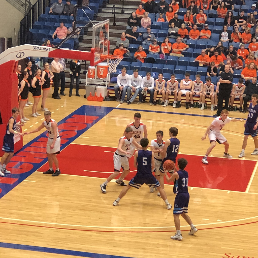 NCHS Thunder boys State vs Beloit
